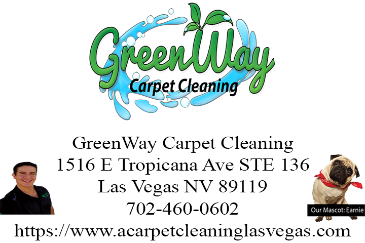Las Vegas Carpet Cleaning by the GreenWay Carpet Cleaning the best company in all Las Vegas.
