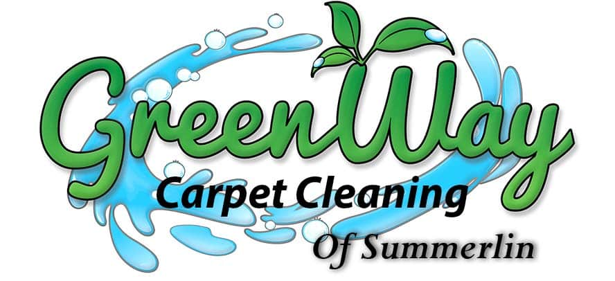 GreenWay Carpet Cleaning Of Summerlin Las Vegas Logo