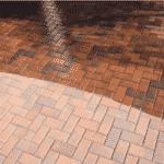 las vegas brick paver sealing driveway
